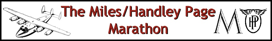 The Miles & Handley Page Marathon